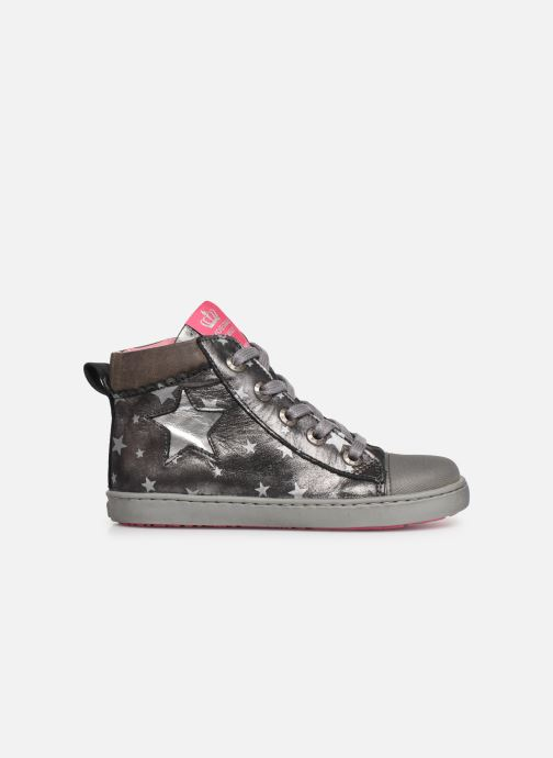 Sneakers Shoesme Anette Zilver achterkant