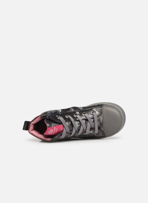 Baskets Shoesme Anette Argent vue gauche