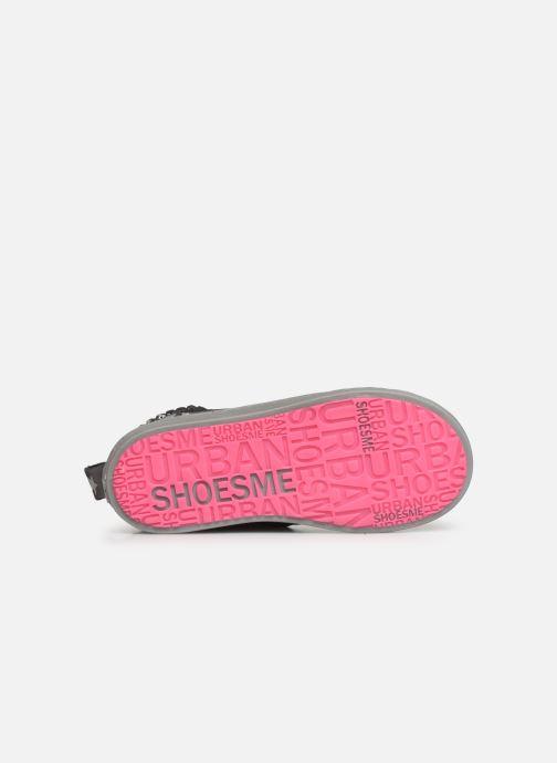 Deportivas Shoesme Anette Plateado vista de arriba