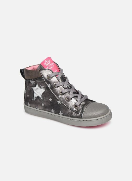 Sneakers Shoesme Anette Zilver detail