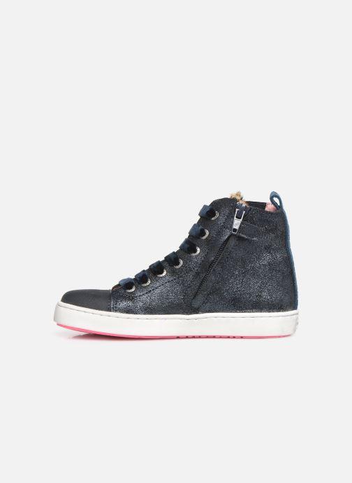Sneakers Shoesme Myriam Blauw voorkant