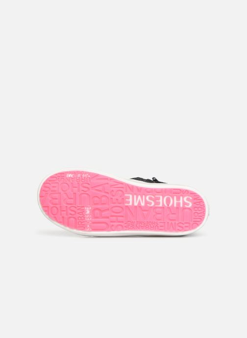 Baskets Shoesme Myriam Bleu vue haut