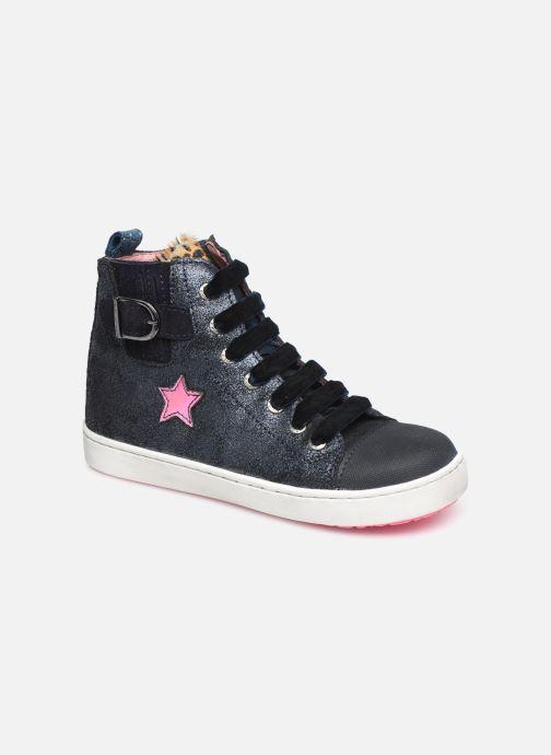 Sneakers Shoesme Myriam Blauw detail
