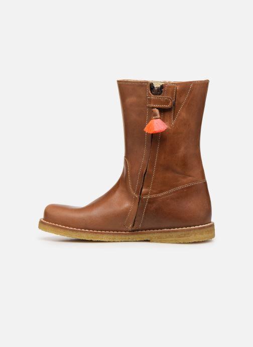 Stiefel Shoesme Delya braun ansicht von vorne