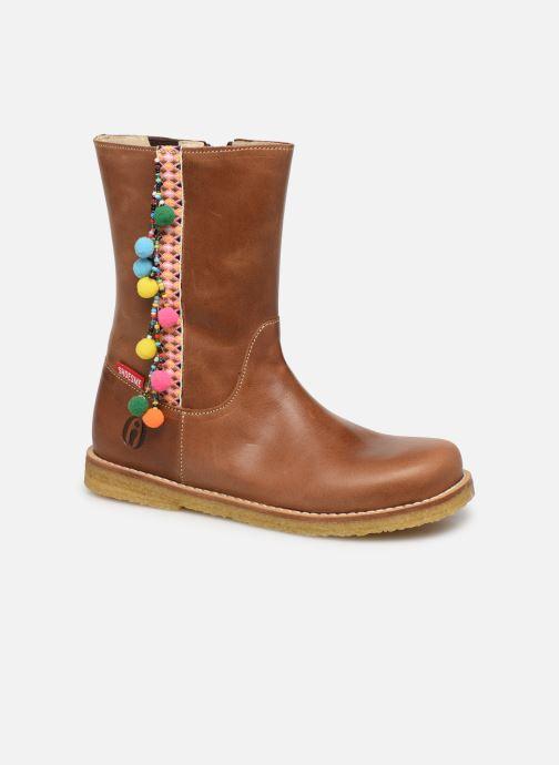 Laarzen Shoesme Delya Bruin detail