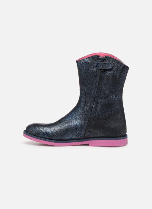 Støvler & gummistøvler Shoesme Jennifer Blå se forfra