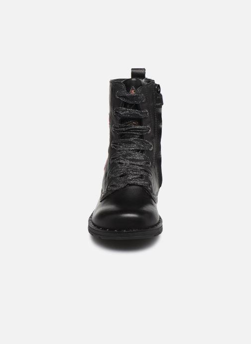 Botines  Shoesme Flora Negro vista del modelo