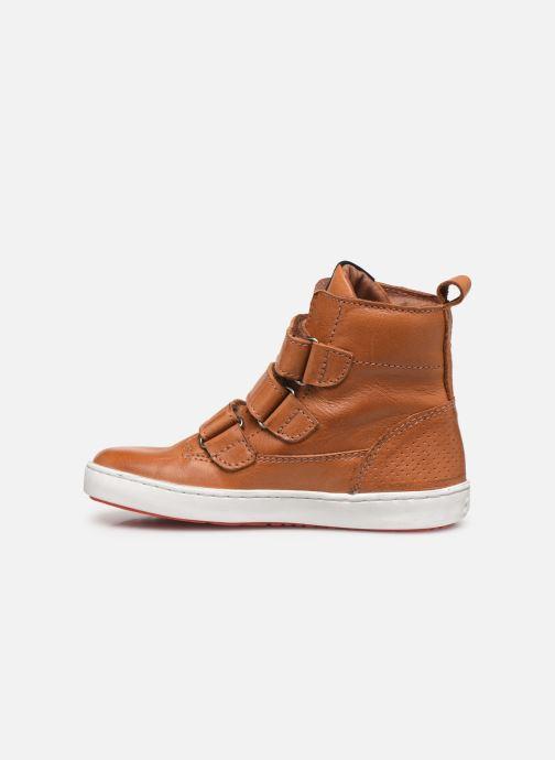 Bottines et boots Shoesme Benj Marron vue face
