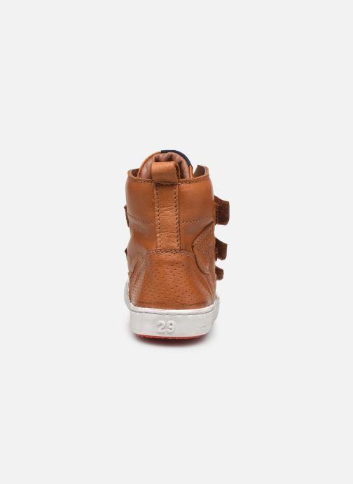 Stiefeletten & Boots Shoesme Benj braun ansicht von rechts