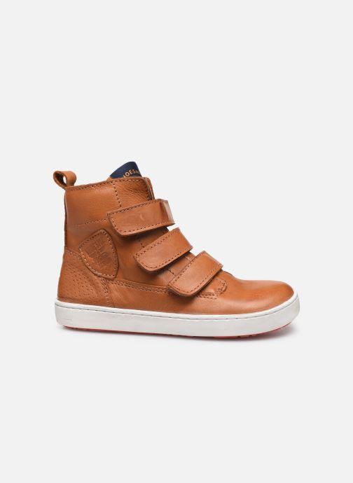 Bottines et boots Shoesme Benj Marron vue derrière