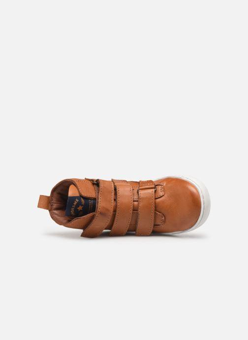 Bottines et boots Shoesme Benj Marron vue gauche