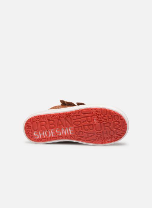 Stiefeletten & Boots Shoesme Benj braun ansicht von oben
