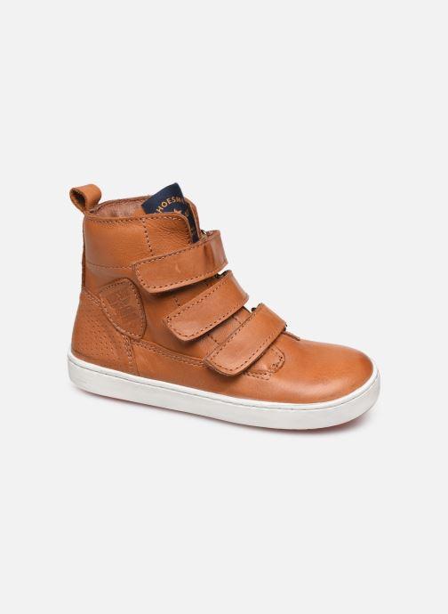 Bottines et boots Shoesme Benj Marron vue détail/paire