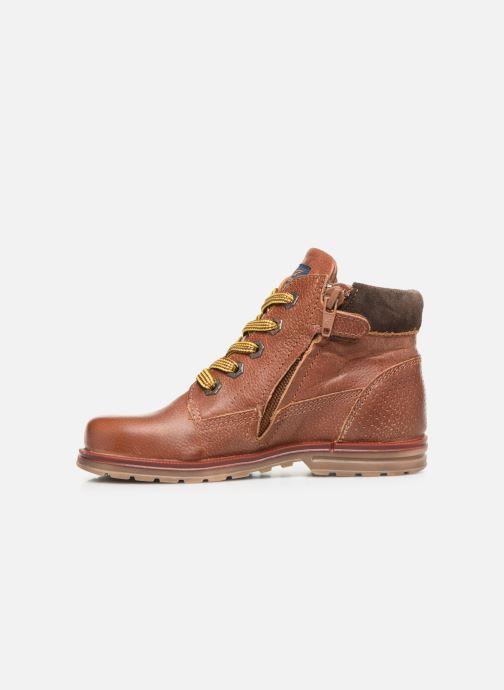 Bottines et boots Shoesme Mateo Marron vue face