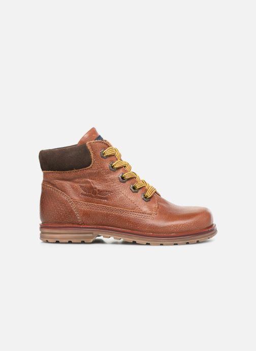Bottines et boots Shoesme Mateo Marron vue derrière