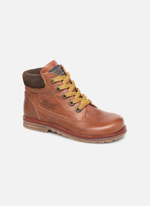 Ankle boots Shoesme Mateo Brown detailed view/ Pair view