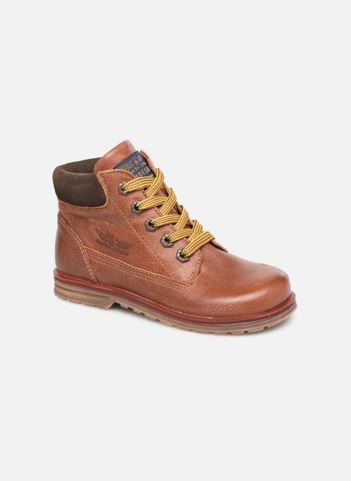 Bottines et boots Shoesme Mateo Marron vue détail/paire
