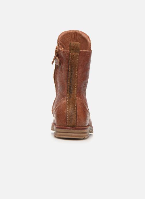 Boots en enkellaarsjes Shoesme Romi Bruin rechts