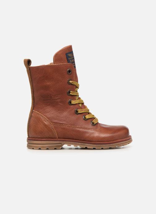 Boots en enkellaarsjes Shoesme Romi Bruin achterkant