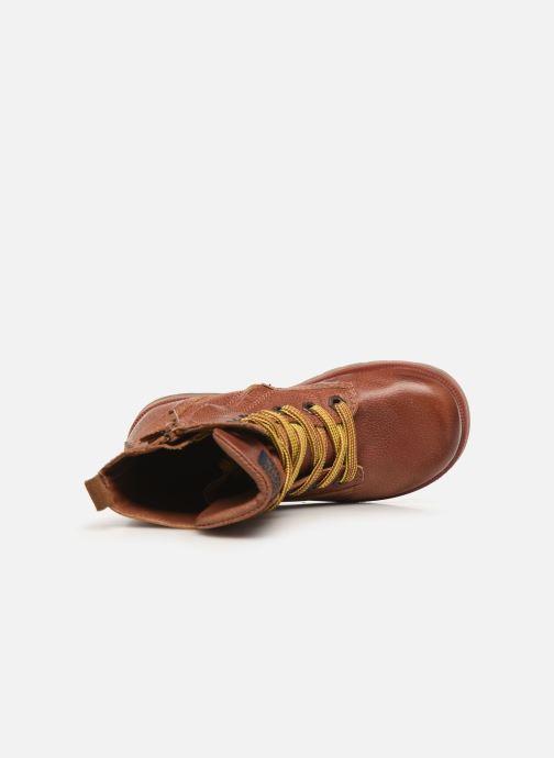 Boots en enkellaarsjes Shoesme Romi Bruin links