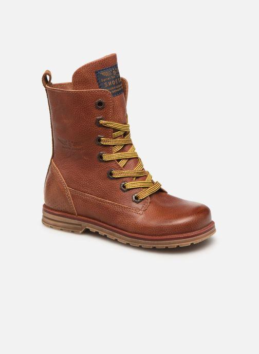 Boots en enkellaarsjes Shoesme Romi Bruin detail