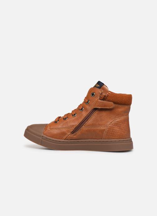 Bottines et boots Shoesme Toma Marron vue face