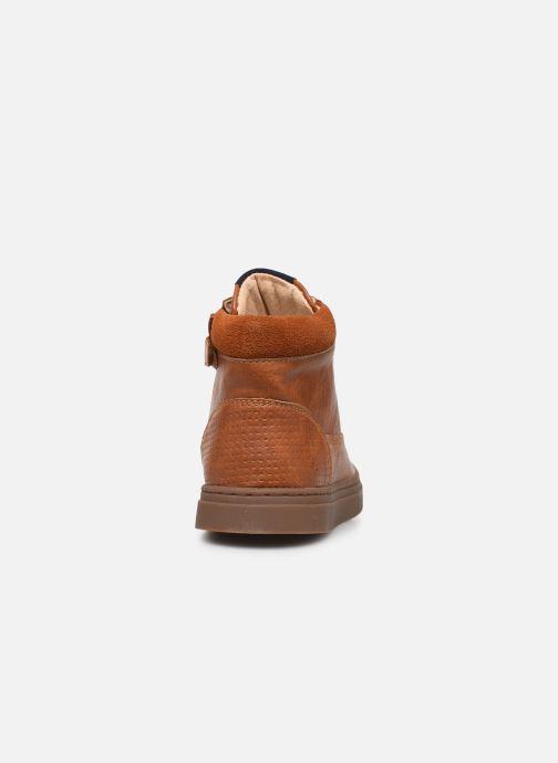 Bottines et boots Shoesme Toma Marron vue droite