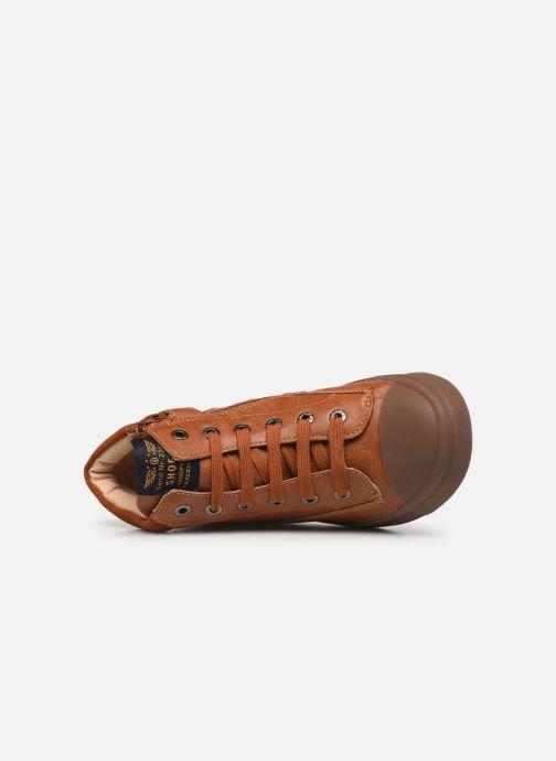Bottines et boots Shoesme Toma Marron vue gauche
