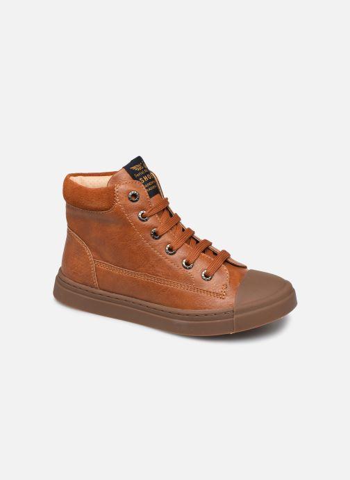 Bottines et boots Shoesme Toma Marron vue détail/paire