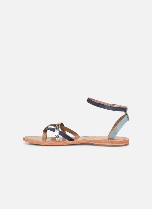 Sandals White Sun Zarucco Multicolor front view