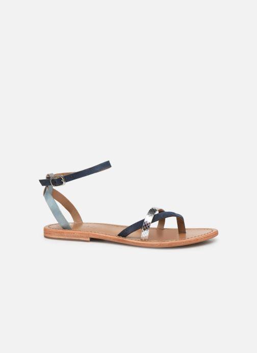 Sandals White Sun Zarucco Multicolor back view