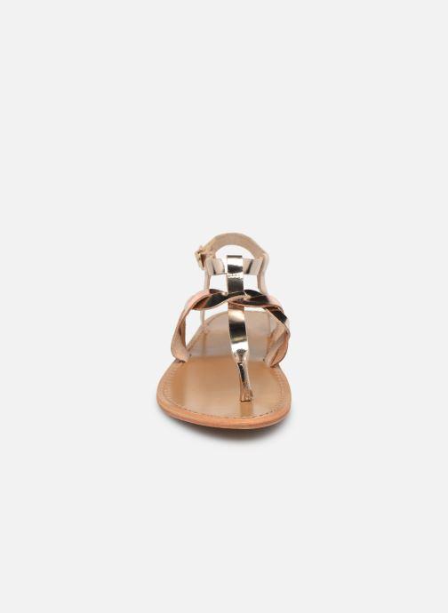 White Sun Marjorie (Or et bronze) - Sandales et nu-pieds (392507)