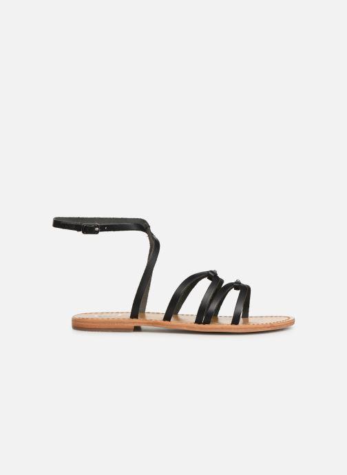 Sandali e scarpe aperte White Sun Viky Nero immagine posteriore
