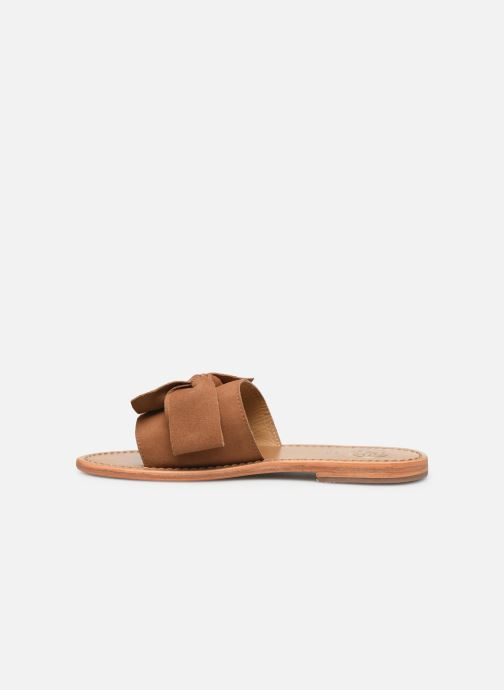 Mules & clogs White Sun Serpa Brown front view
