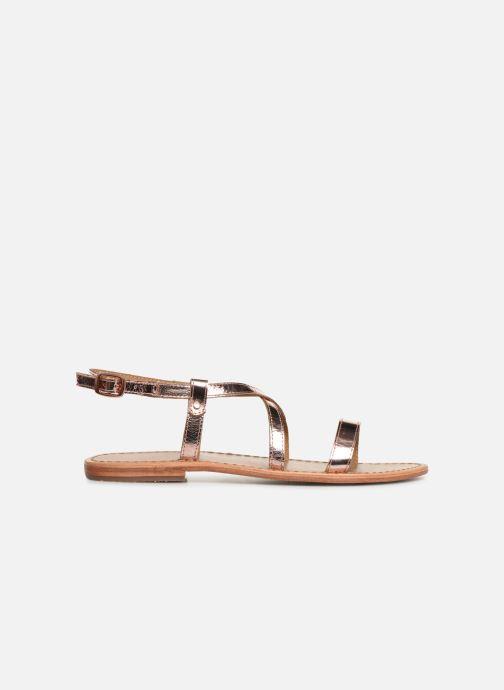 Sandales et nu-pieds White Sun Recife Rose vue derrière