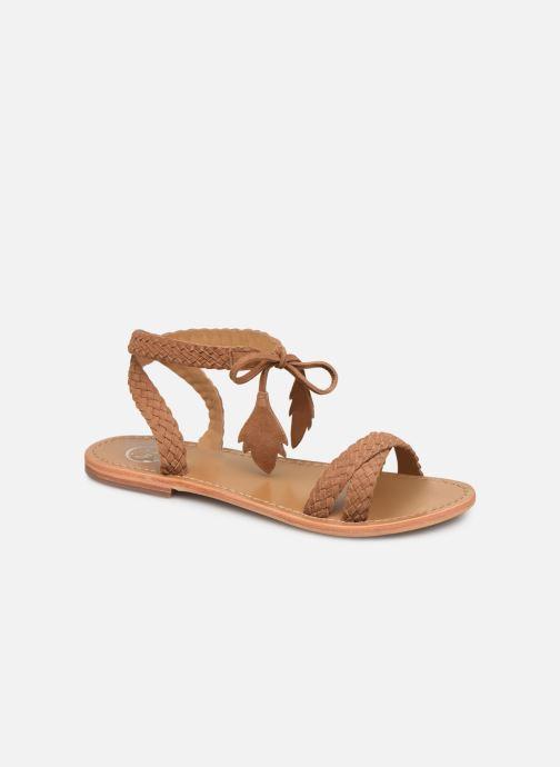 Sandales et nu-pieds Femme Mora
