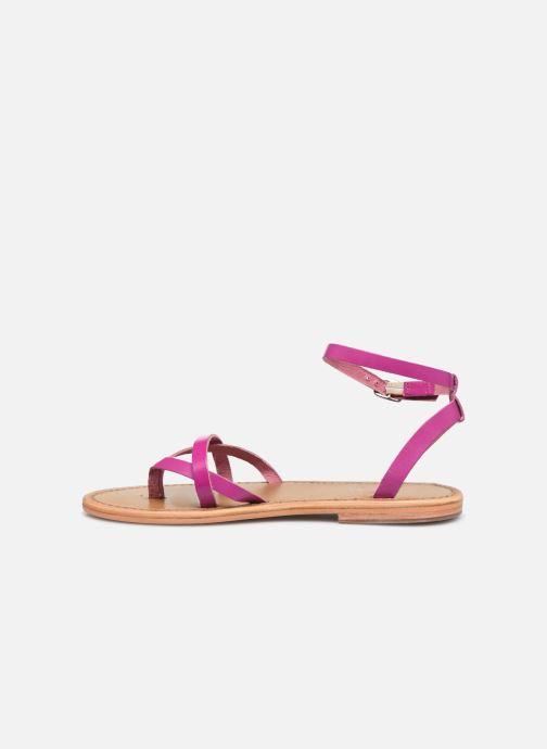 Sandali e scarpe aperte White Sun Mitra Rosa immagine frontale