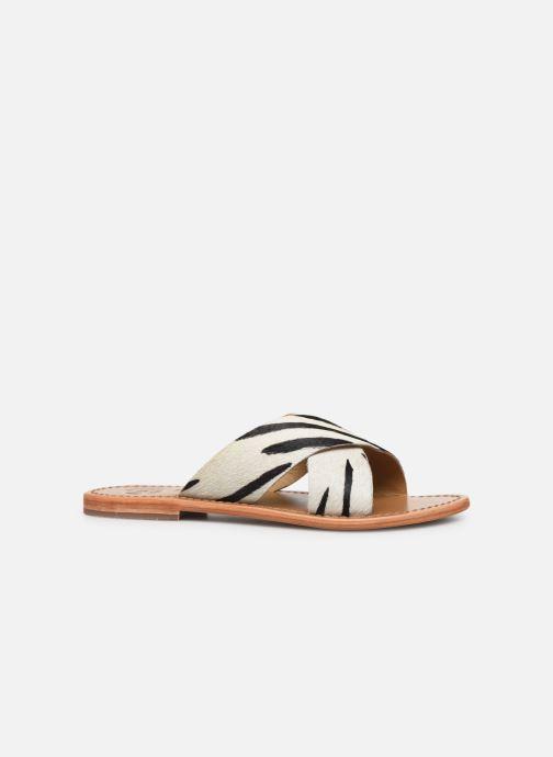 Clogs & Pantoletten White Sun Lanruen weiß ansicht von hinten