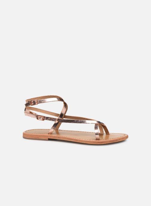 Sandales et nu-pieds White Sun Ceara Rose vue derrière