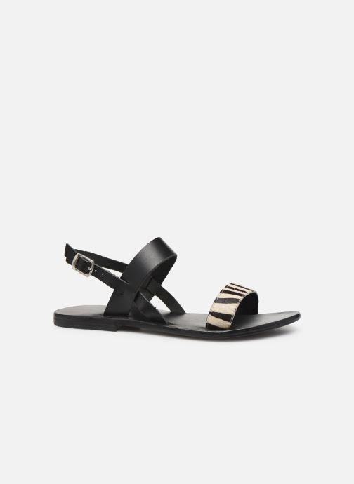 Sandali e scarpe aperte White Sun Bursa Nero immagine posteriore