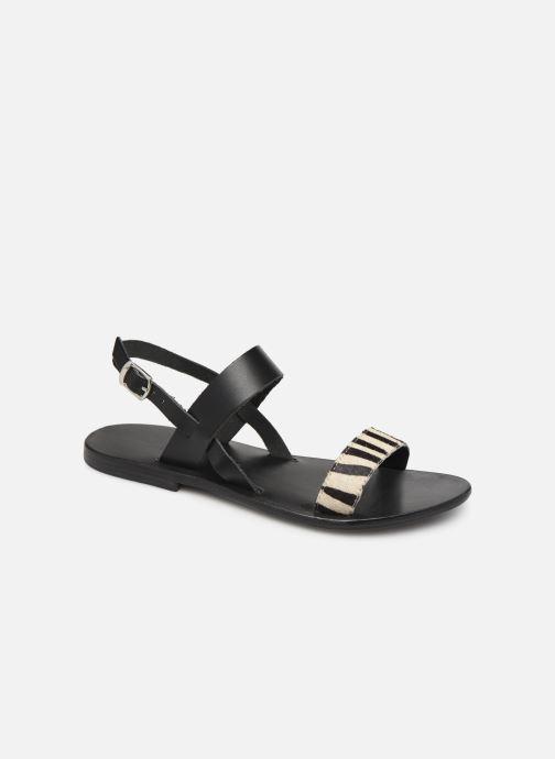 Sandali e scarpe aperte White Sun Bursa Nero vedi dettaglio/paio
