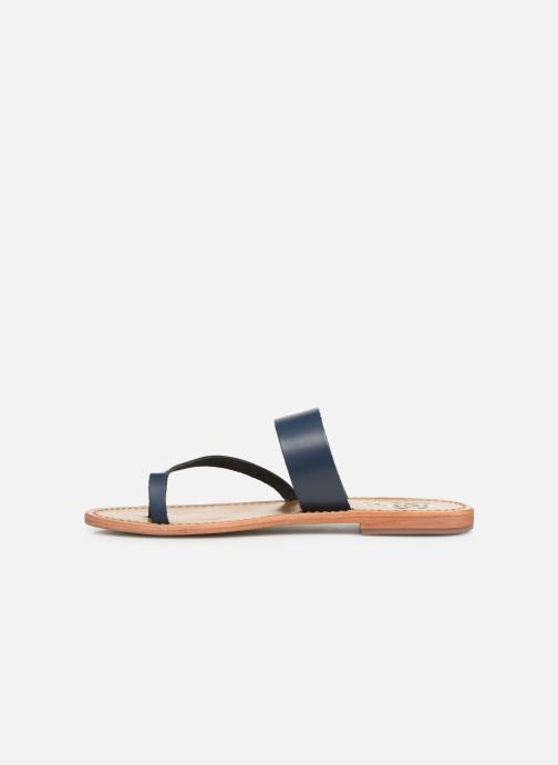 Mules & clogs White Sun Brehat Blue front view