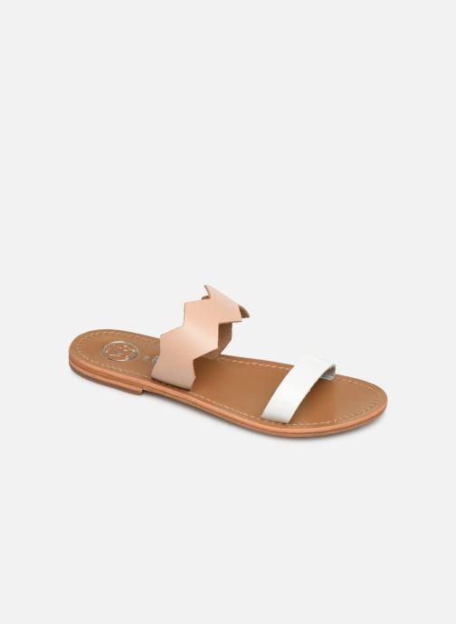 Clogs & Pantoletten White Sun Belem beige detaillierte ansicht/modell