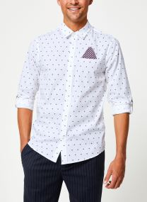Vêtements Accessoires REGULAR FIT - Classic all-over printed pochet shirt