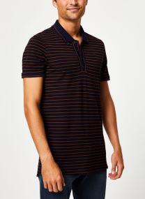 Vêtements Accessoires Chic polo in 2- tone pique quality