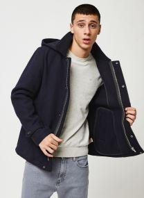 Veste blouson - Classic hooded jacket with fixed i