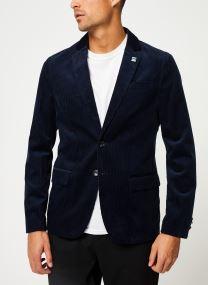 Lightweight corduroy blazer