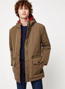 Vêtements Accessoires Reversible long jacket with big pockets