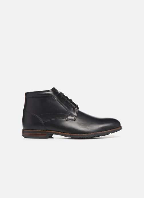 Ankle boots Rockport Dustyn Chukka C Black back view