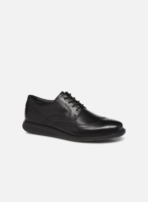 Lace-up shoes Rockport Tmsd Wingtip C Black detailed view/ Pair view